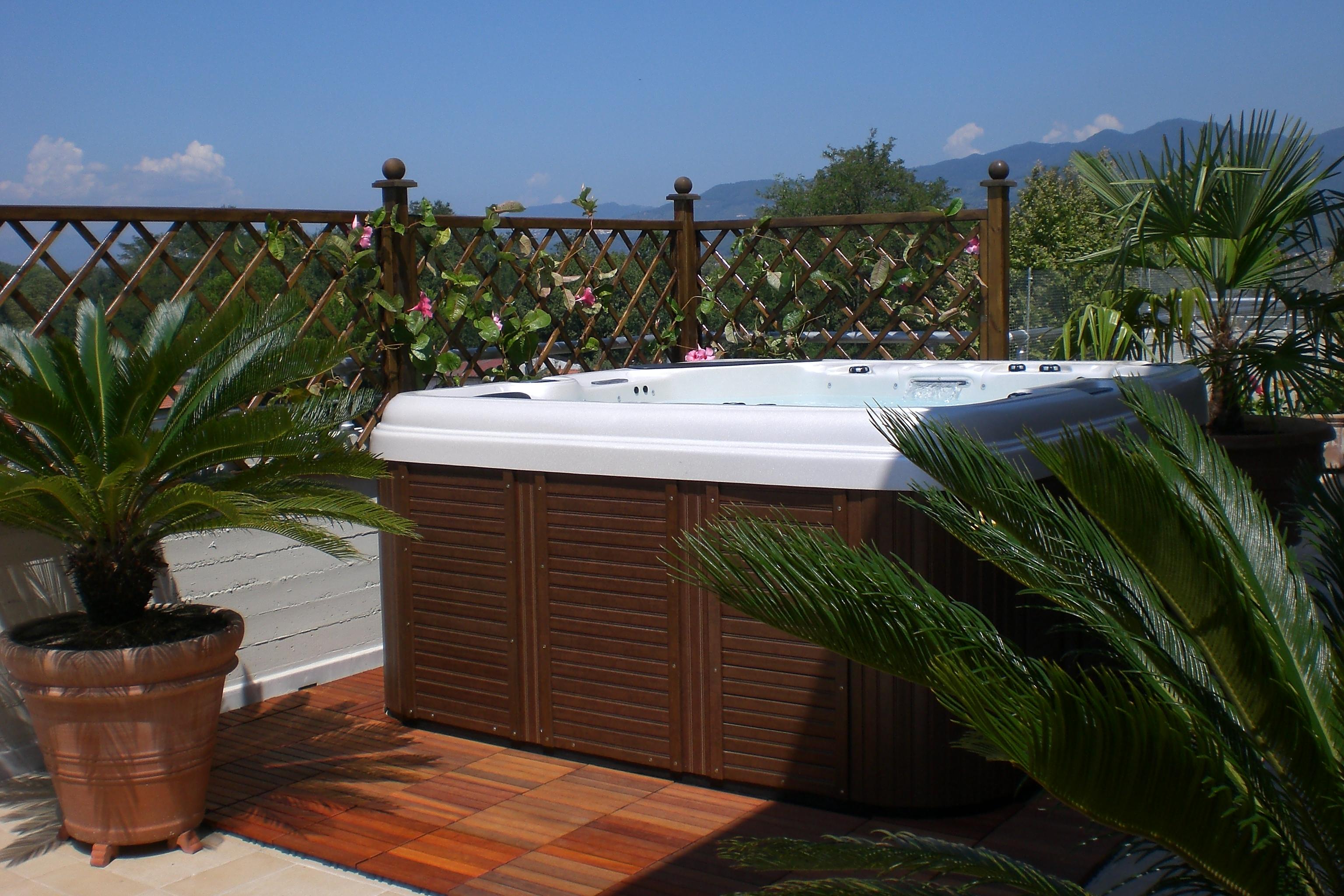 Catalina Spas - mini piscine spa da esterno - Piscine & SPA Più IN ...